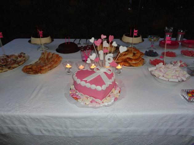 cake, tarta, dulce, rico, aniversario, romántico