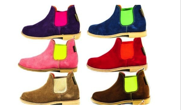 botines, chelsea, flúor, calzado, zapatos, mujer, outfit, moda.