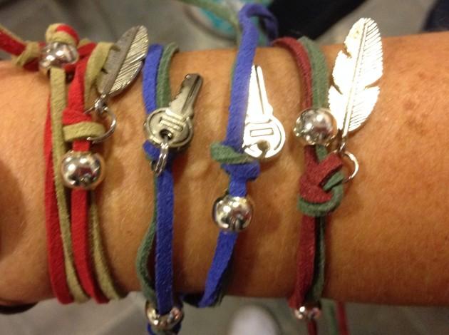 pulsera, bracelet, bisutería, moda, complementos, mujer