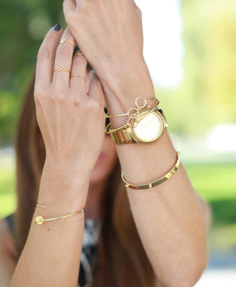 anillos, complementos, moda, mujer