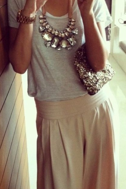 collar, moda, outfit, mujer,