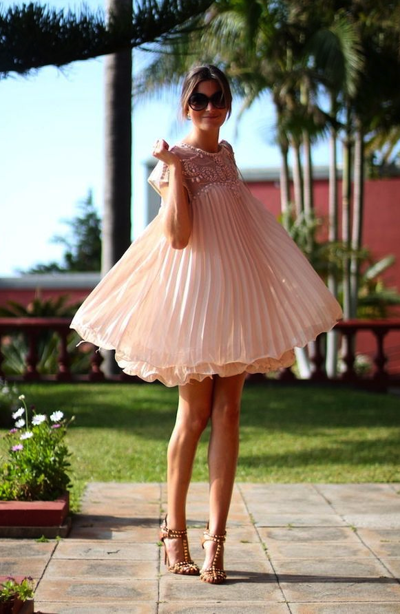 baby doll, vestido, outfit, modelo,