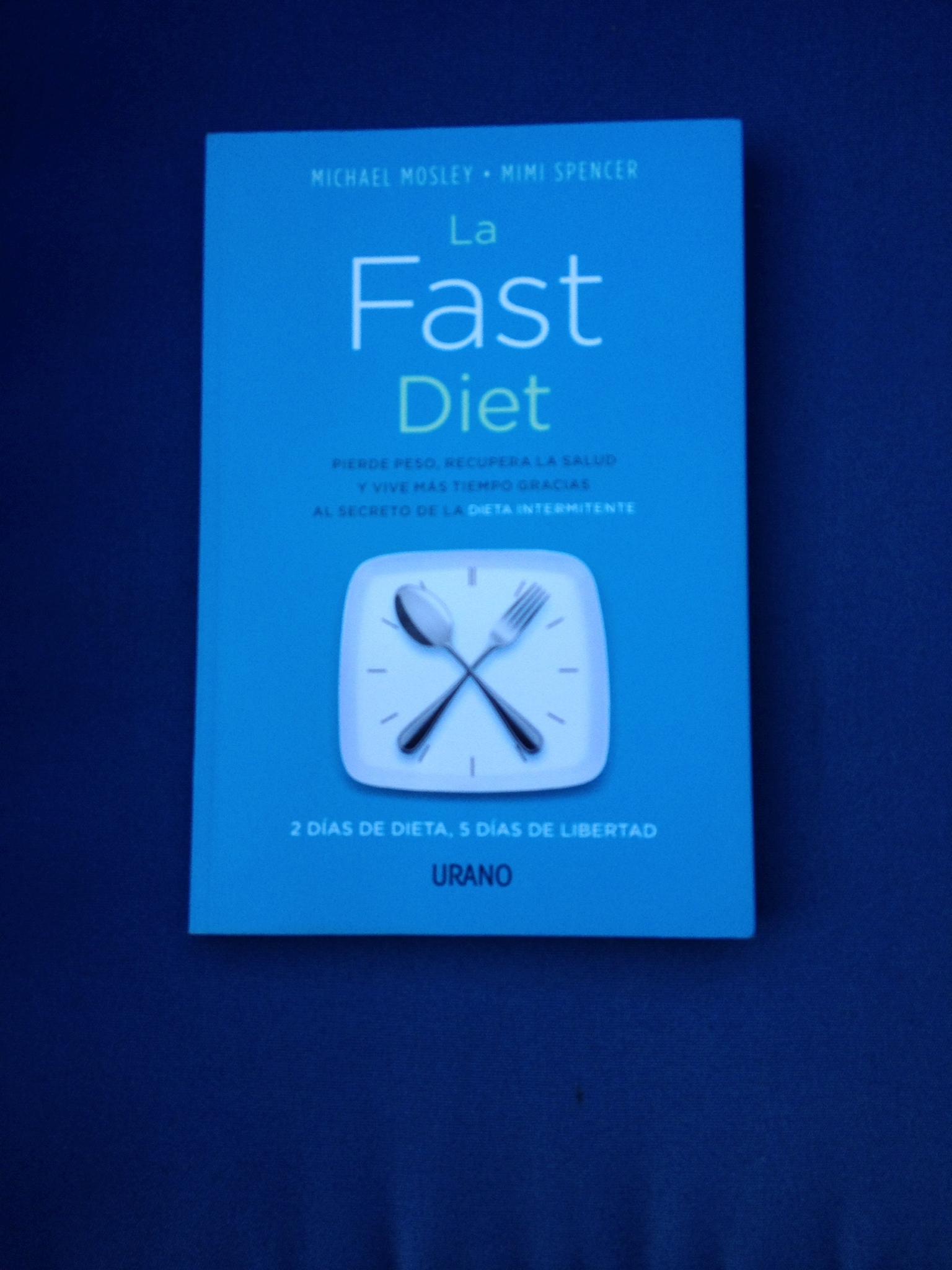 dieta, fast dieta, régimen, 5:2