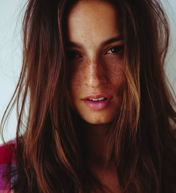 cabello, pelo, tendencia, messy