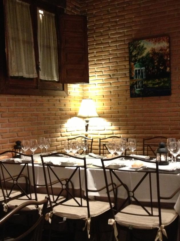 restaurante, el viejo fogón, Majadahonda, Madrid, salir, cenar