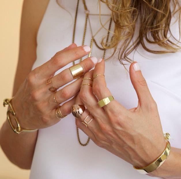 anillos, complementos, bisutería