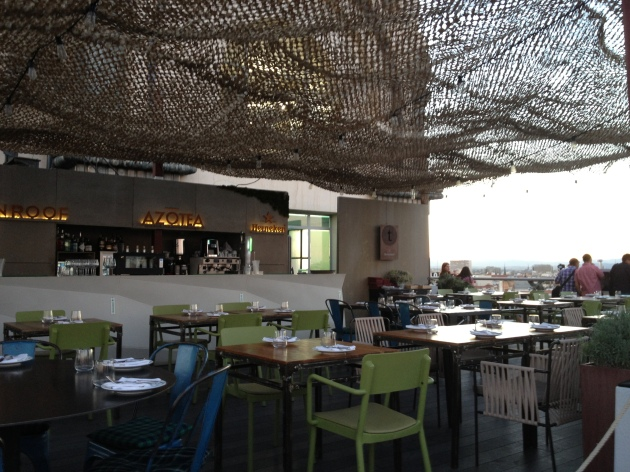 treintamasdiez, terraza, azotea, restaurante, Centro Bellas Artes, copas, cena, puesta sol, Madrid, after work