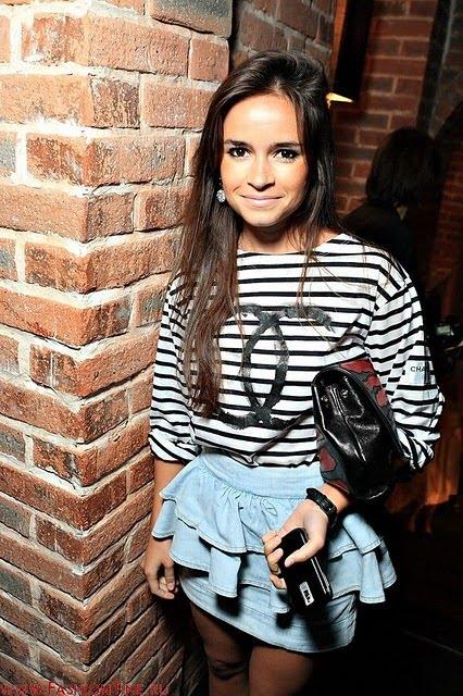 camiseta, tee, outfit, tendencia, mujer, moda, Miroslava Duma