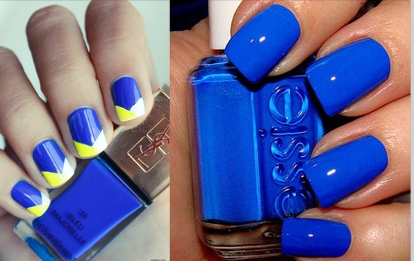 azul, klein, Yves, pintor, color, tendencia, moda, mujer, perfecto, cuero, bolso