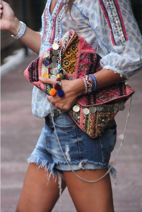 Boho chic, Sienna Miller, moda, outfit, mujer, estilo