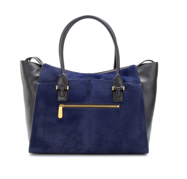 Stella McCartney, bolso, azul Klein, tendencia, mujer