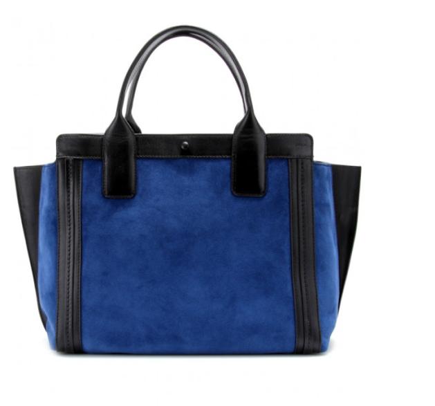 Chloé, bolso, azul Klein, tendencia, mujer