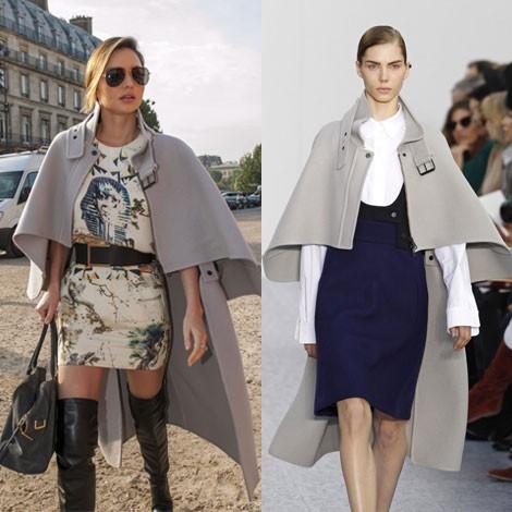 abrigo, rosa, coat, outfit, moda, tendencia, mujer