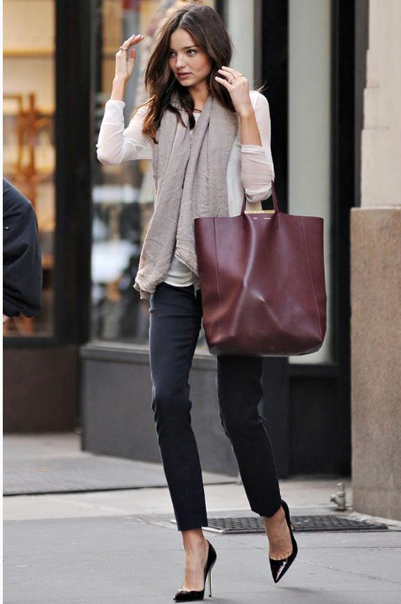 casual, chic, modelo, outfit, tendencia, moda, mujer, Miranda Kerr