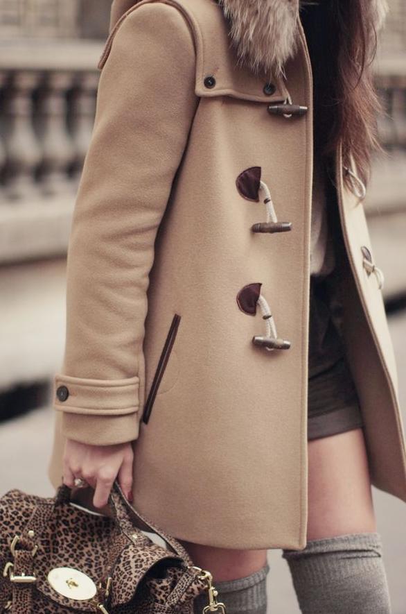 parka, abrigo, poncho, chamarra, cazadora, trenca, mujer, moda outfit
