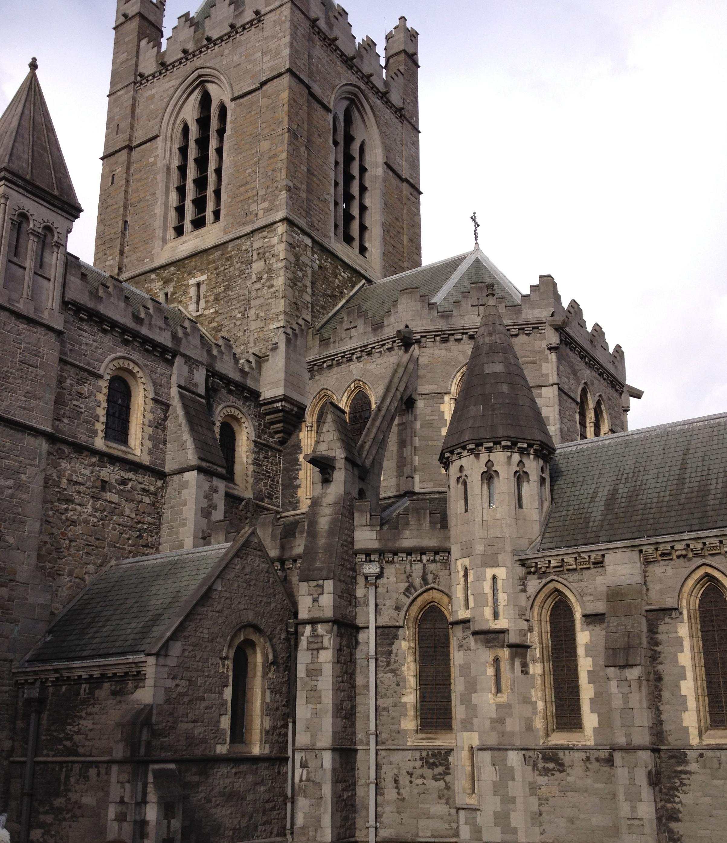 San Patricio, catedral, Dublín, Irlanda, turismo, que ver