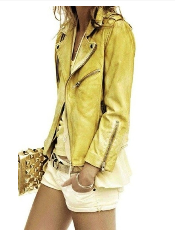 chaqueta, cuero, leather, jacket, outfit, moda, mujer,