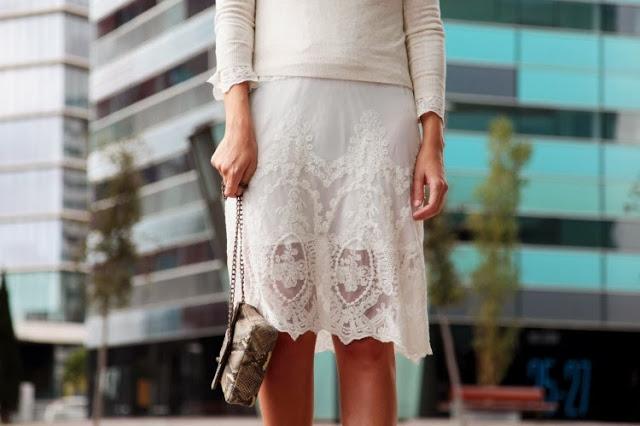 vestido, lencero, outfit, moda, mujer, tendencia, Zara