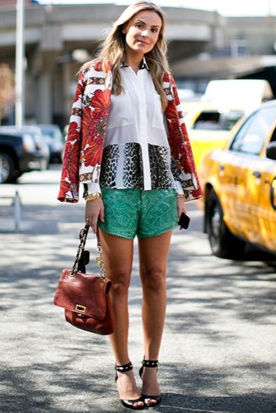 moda, outfit, moda, mujer, tendencia, mixed prints, Zara