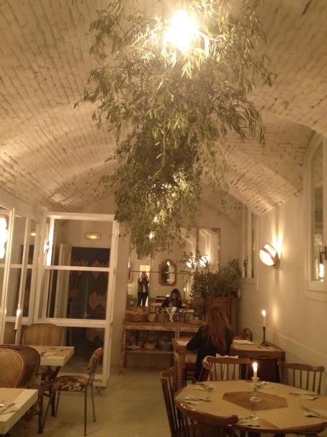 restaurante, Dray Martina, Argensola, Madrid, tendencia, comida