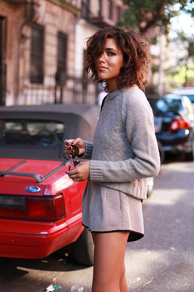 moda, mujer, outfit,