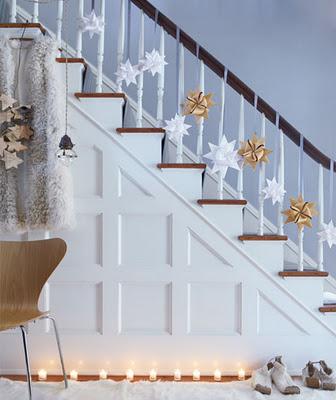 Decoraci n navide a for Decoraciones para gradas