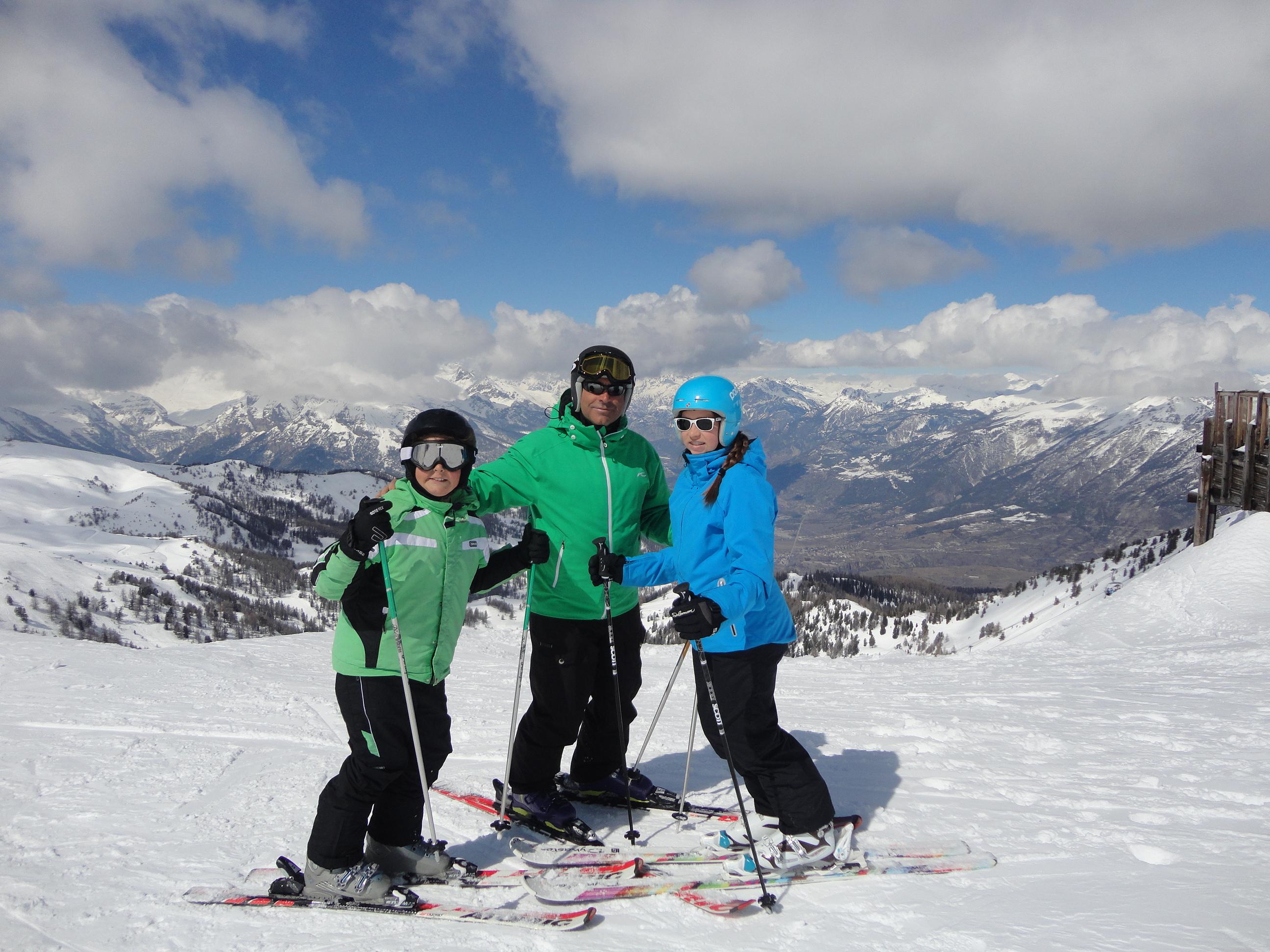 nieve, ski, deporte, navidad
