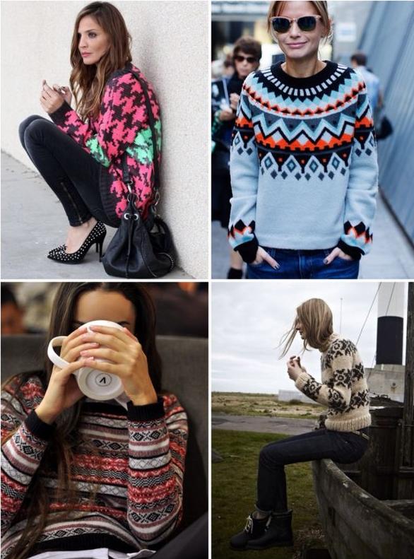 punto, moda, outfit, mujer, tendencica, jersey, gorro, bufanda, guantes, hombre