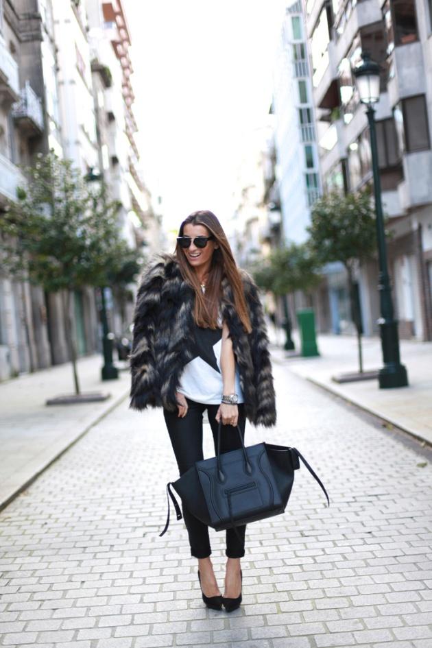Céline, bolso, tendencia, moda, mujer