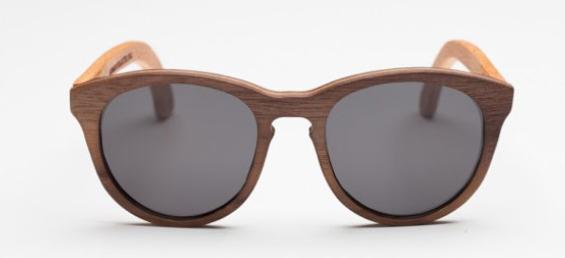 gafas, sol, tendencia, mujer, moda