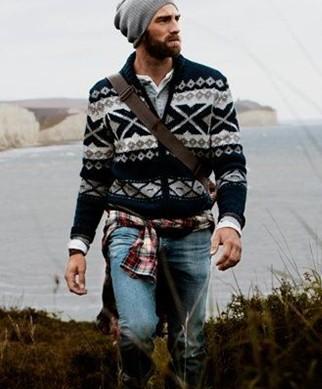 punto, moda, tendencia, mujer, hombre, outfit