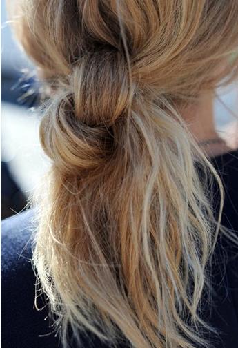 pelo, melena, tendencia, peinado, mujer