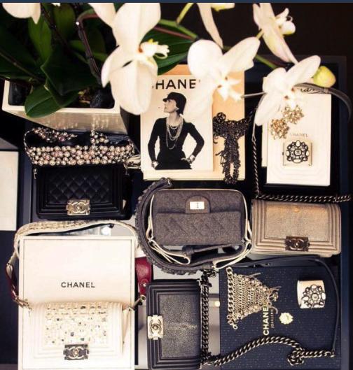 bolsos, Chanel