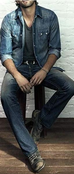 vaqueros, rotos, ripped jeans, moda, outfit, mujer, hombre, denim
