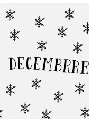 diciembre, navidad, mes, año