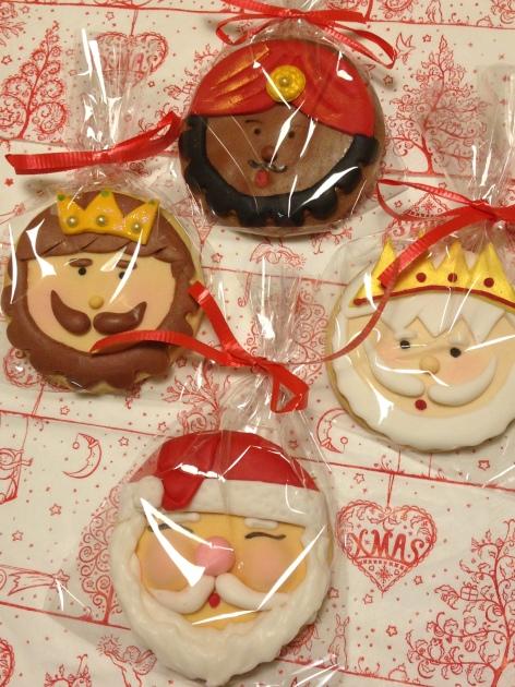 galletas, sorteo, tres reyes magos, treintamasdiez, dulceluru