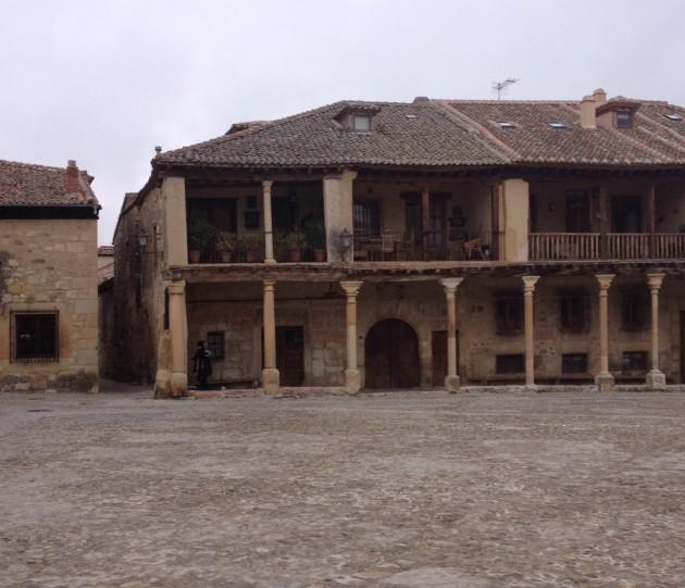 Pedraza, visita, Segovia, Pueblo