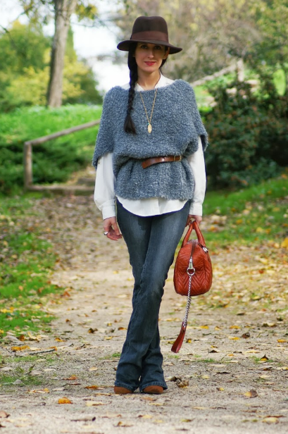 sombrero, hat, tendencia, outfit, mujer