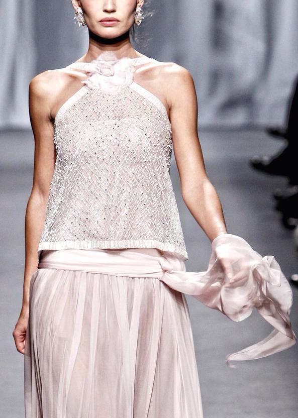 Chanel, tendencia, complemento, bisutería, moda