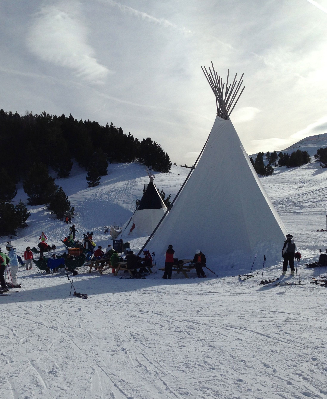 Formigal, ski, estación, nieve