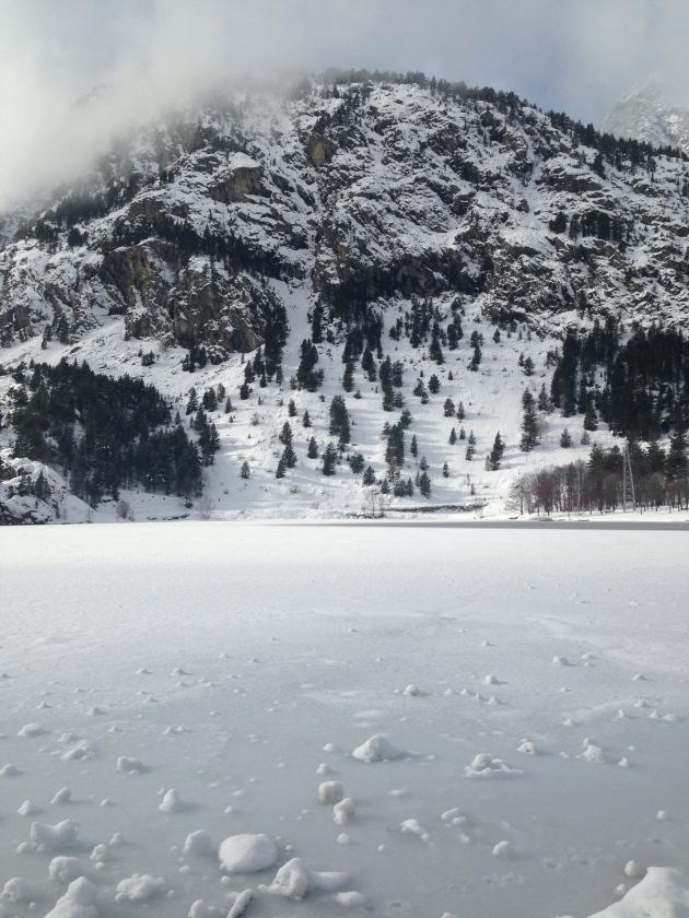 Ski, Formigal, estación, nieve, esquiar