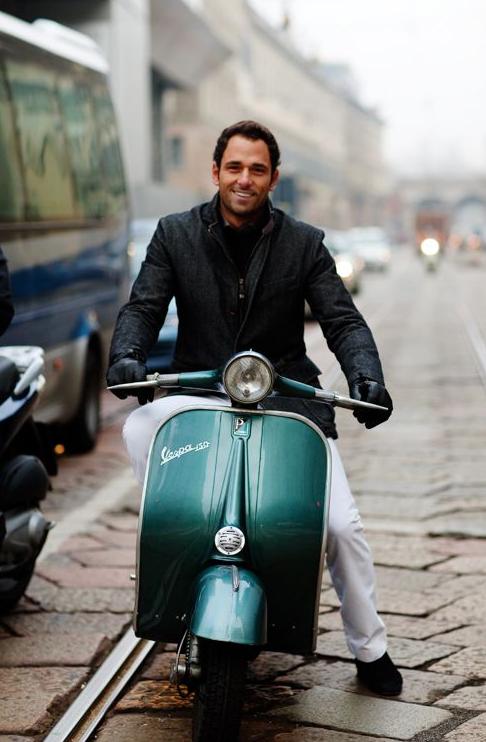 moto, vespa, vintage, cool, retro,