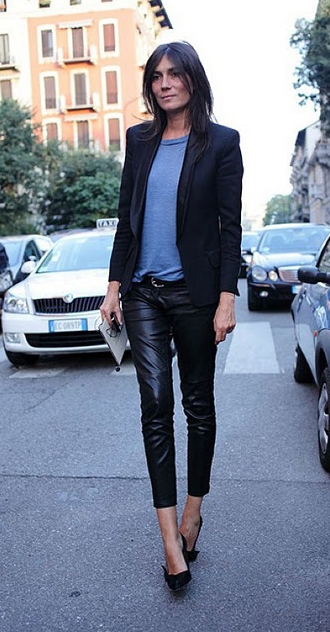 Anna dello Russo, bambi, vestido, outfit, moda, Emmanuelle Alt
