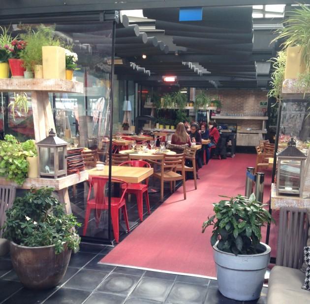 Mercado de San Antón, restaurantes, ocio, gourmet
