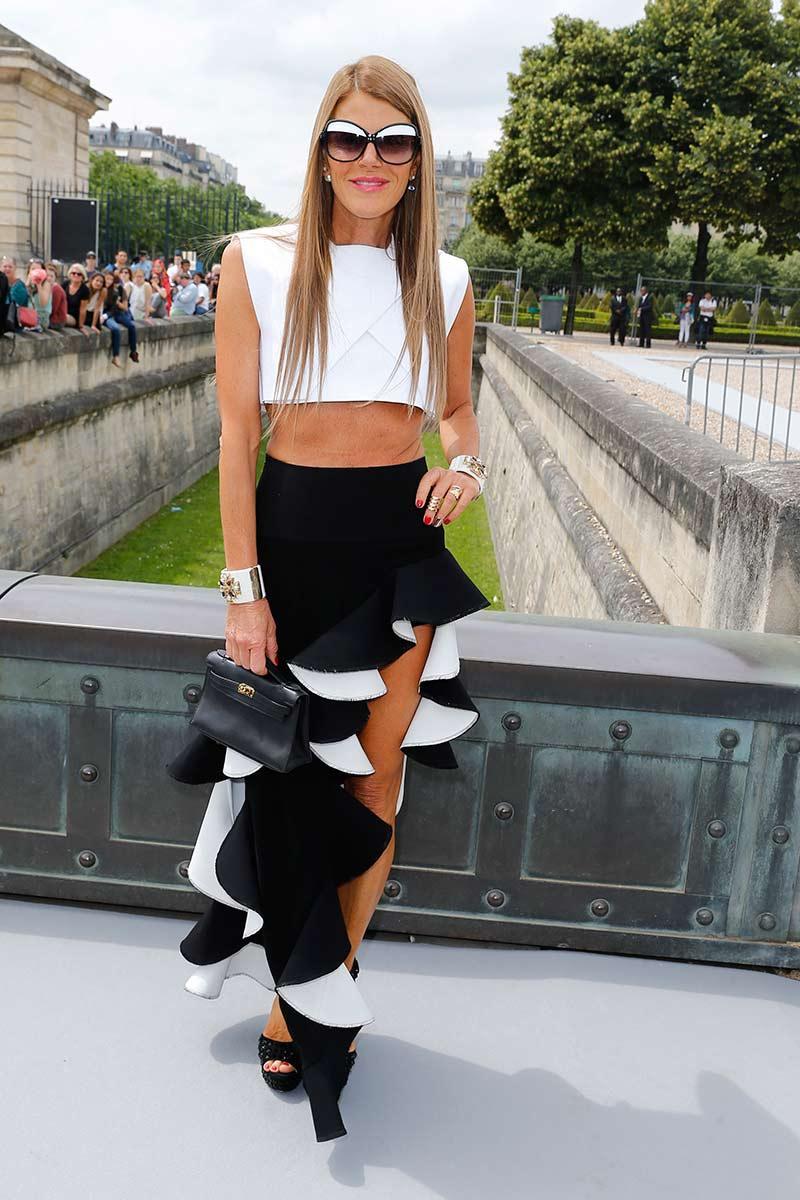 Anna Dello Russo, Vogue, moda, tendencia