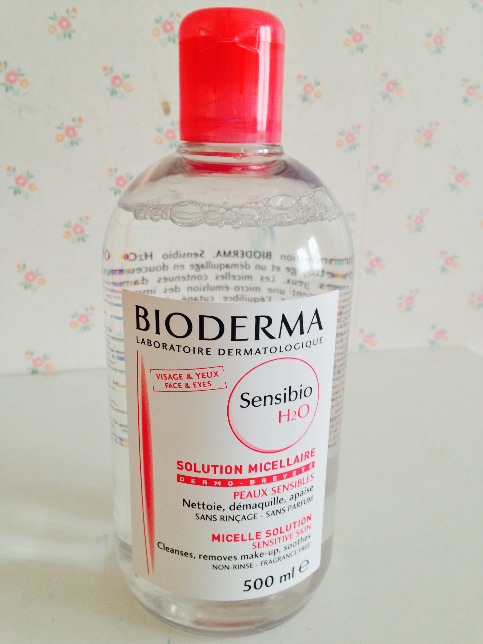 bioderma, agua micelar, conclusión, opinión