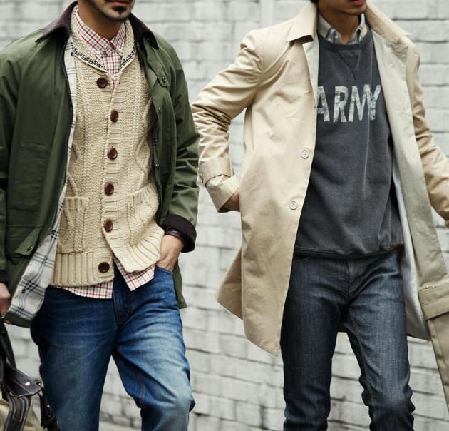 hombre, moda, tendencia, fall, winter, invierno