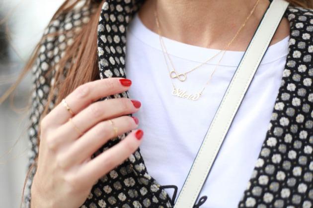 collares, bisuterías, complementos, moda, mujer