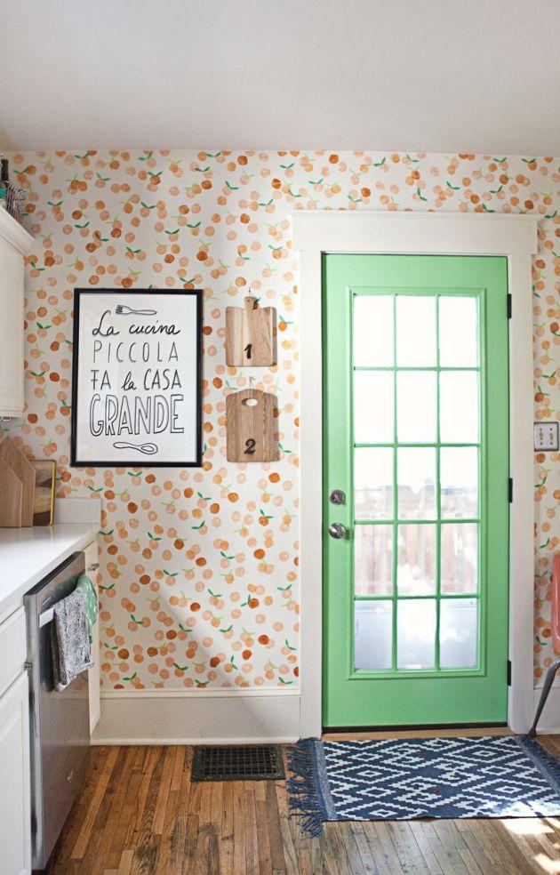 papel de pared, wallpaper, decoración, tendencia, flores, letras