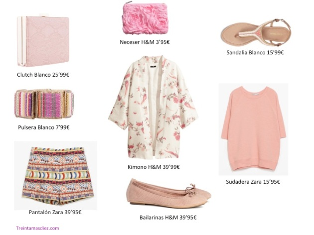 color pastel, rosa, tendencia, outfit, moda, mujer